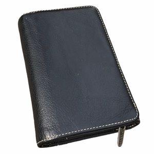 Danier Leather Triple Fold Wallet
